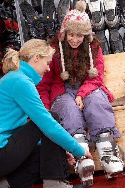 ski rental ridgefield